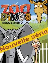 Zoo Dingo, la BD