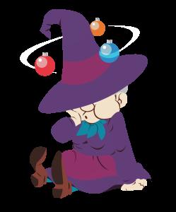 Mylaidy la sorcière jeunesse