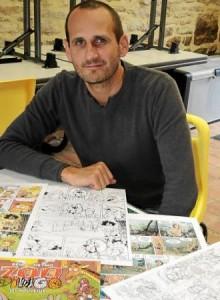Beno auteur BD et livre jeunesse de Zoo Dingo et Mylaidy